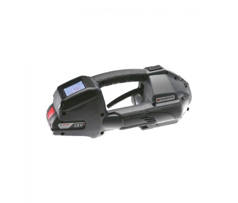 Signode BXT3 battery operated plastic strapping hand tool 16mm-19mm, 18 Volt (450kg tension)