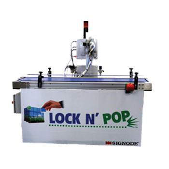Load stabilisation adhesive - LocknPop