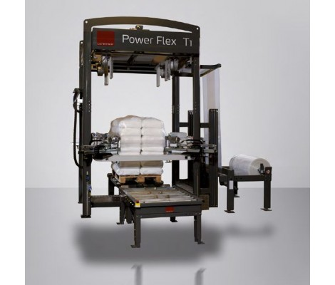 Lachenmeier Power Flex T1 - stretch hood pallet wrapper