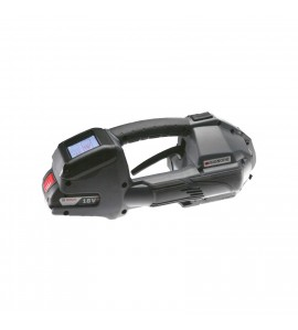 Signode BXT3 battery operated plastic strapping hand tool 9mm - 32mm, 18 Volt (700kg tension)