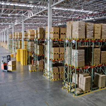 Warehouse, distribuitio, transport, newspaper and magazine industrires